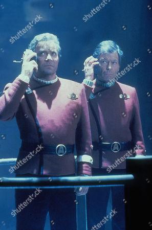 Star Trek Vi: The Undiscovered Country,  William Shatner,  Deforest Kelley
