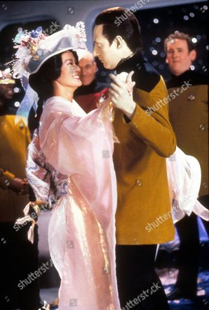 Star Trek: The Next Generation ,  Rosalind Chao,  Brent Spiner,  Colm Meaney