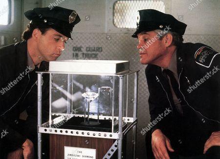 Police Academy 6: City Under Siege,  Lance Kinsey,  G W Bailey