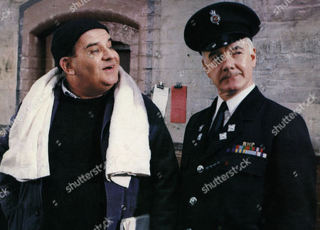 Porridge,  Ronnie Barker,  Fulton Mackay