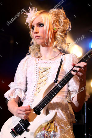 16 Year old Swedish musician Yohio, performs at  his solo showcase, ahead of his solo debut planned for April 2012.