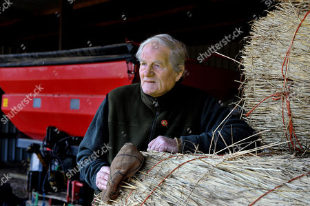 Editorial picture of Major Ranulf Rayner, British farming and food campaigner - 01 Feb 2012