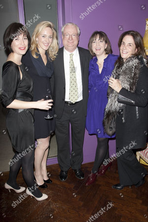 Jo Danvers, Kate Pakenham, Chris Smith, Josie Rourke and Jill Shaw Ruddock