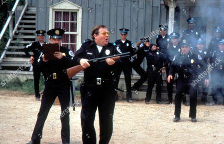 Police Academy,  Donovan Scott,  G W Bailey