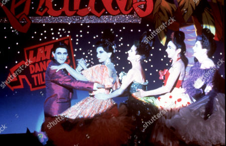 Stock Picture of Strictly Ballroom,  Barry Otto