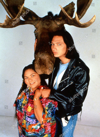 Northern Exposure ,  Elaine Miles,  Darren E Burrows