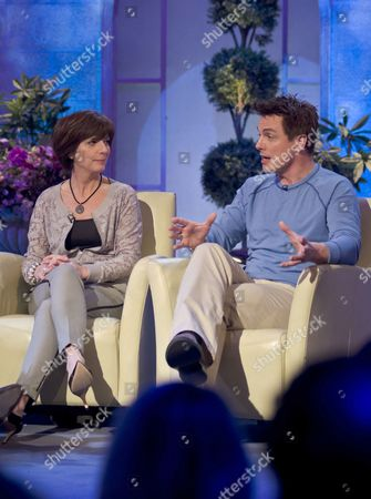 Editorial image of 'The Alan Titchmarsh Show' TV Programme, London, Britain - 14 Feb 2012