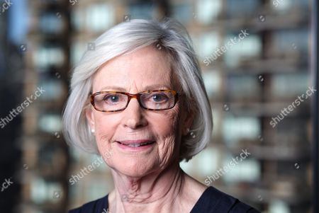 Editorial image of Marion Alford, author of a book about her affair 50 years earlier with President John F. Kennedy, New York, America - 10 Feb 2012