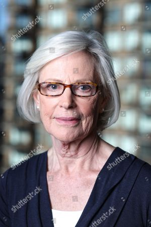 Editorial photo of Marion Alford, author of a book about her affair 50 years earlier with President John F. Kennedy, New York, America - 10 Feb 2012