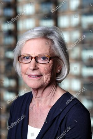 Editorial picture of Marion Alford, author of a book about her affair 50 years earlier with President John F. Kennedy, New York, America - 10 Feb 2012