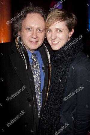 Matt McKenzie and Tamara Harvey
