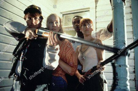 Night Of The Living Dead,  William Butler,  Kate Finneran,  Tony Todd,  Patricia Tallman