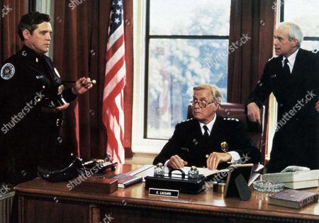 Police Academy,  G W Bailey,  George Gaynes,  George R Robertson