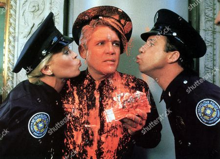 Police Academy 6: City Under Siege,  Leslie Easterbrook,  G W Bailey,  Lance Kinsey
