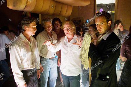 Poseidon (On Set),  Kurt Russell,  John Seale (Dir Photo)