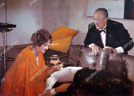 Psychomania,  Beryl Reid,  George Sanders