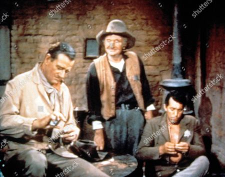 Rio Bravo,  John Wayne,  Walter Brennan,  Dean Martin