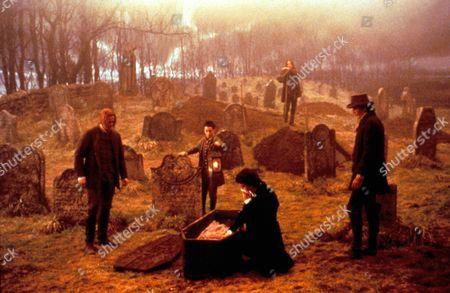 Sleepy Hollow,  Steve Waddington,  Marc Pickering,  Johnny Depp