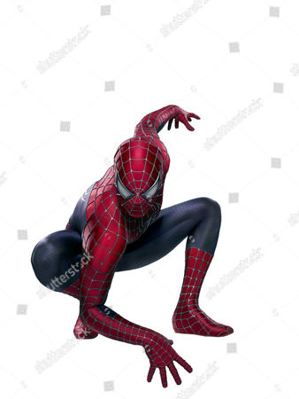 Spider-man 3 (Spiderman 3) (On Set),  Toby Maguire
