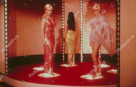 Star Trek ,  Susan Denberg,  Karen Steele