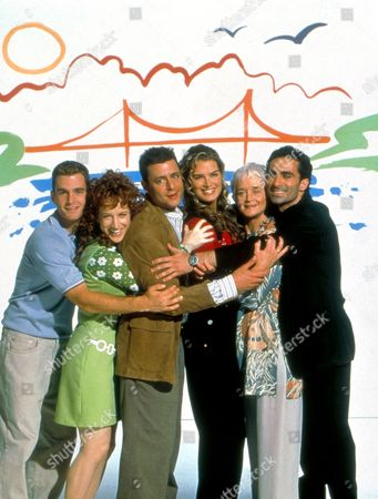 Stock Picture of Suddenly Susan ,  David Strickland,  Kathy Griffin,  Judd Nelson,  Brokke Shields,  Barbara Barrie,  Nestor Carbonell