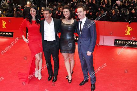 Editorial picture of 'Haywire' film premiere, 62nd Berlinale International Film Festival, Berlin, Germany - 15 Feb 2012
