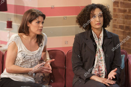 Parenting expert, Liz Fraser and teacher, Katharine Birbalsingh