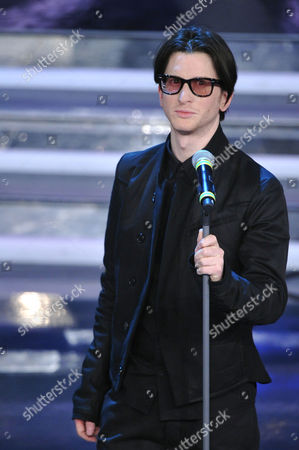 Editorial image of 62nd Sanremo Music Festival, Sanremo, Italy - 16 Feb 2012