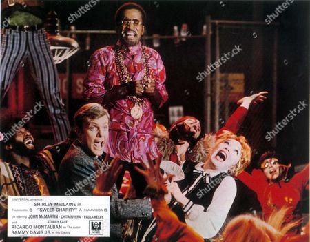 Sweet Charity,  Sammy Davis Jr,  John Mcmartin,  Shirley Maclaine