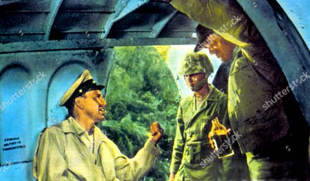 None But The Brave,  Frank Sinatra,  Clint Walker