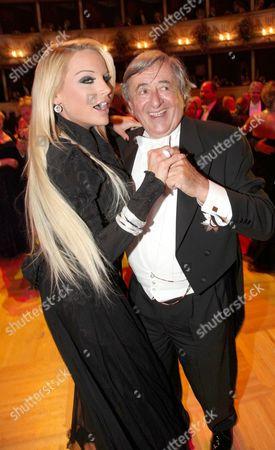 Gina Lisa Lohfink and Richard Siegfried Lugner