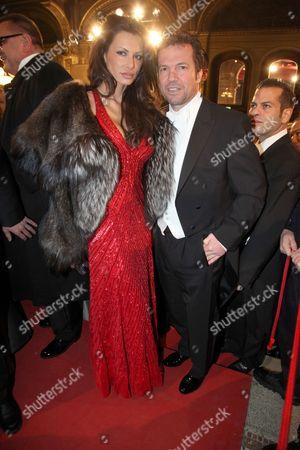 Joanna Tuczynska and Lothar Matthaeus