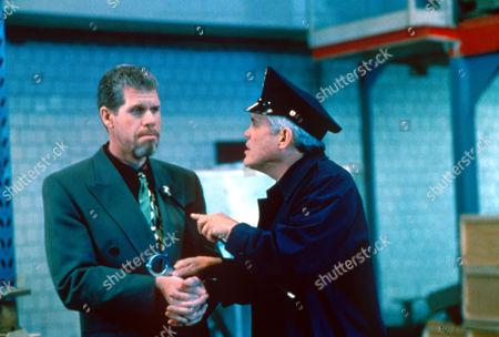 Police Academy 7: Mission To Moscow,  Ron Perlman,  G W Bailey
