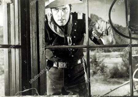 Sergeant Rutledge,  Jeffrey Hunter