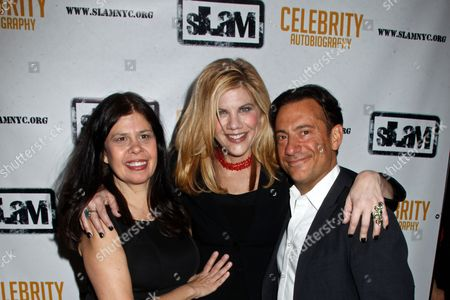Editorial photo of Celebrity Autobiography - A SLAM (Sobriety, Learning And Motivation) Benefit at The Triade Theater, New York, America - 15 Feb 2012