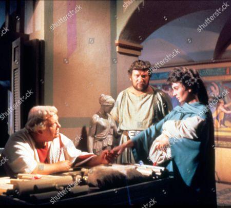 Spartacus,  Charles Laughton,  Peter Ustinov,  Jean Simmons