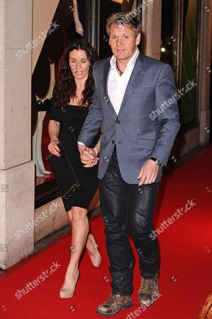 Gordon Ramsay and wife Tana Ramsay