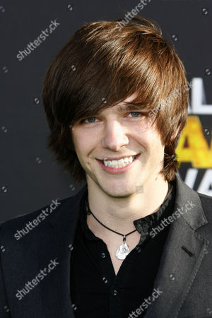 Editorial photo of Cartoon Network 2nd Hall of Game Awards, Los Angeles, America - 18 Feb 2012