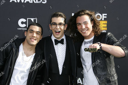 Editorial image of Cartoon Network 2nd Hall of Game Awards, Los Angeles, America - 18 Feb 2012