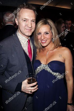 Stock Photo of Phil Bateman and Lizzie Gee