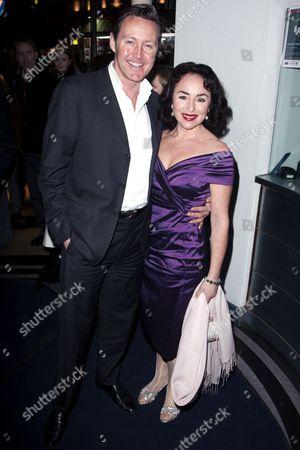 Stock Image of Mark Leadbetter and Samantha Spiro