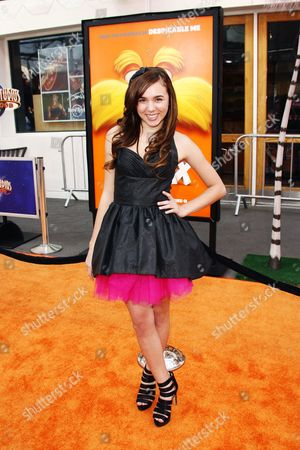 Editorial picture of 'Dr. Seuss' The Lorax ' film premiere, Los Angeles, America - 19 Feb 2012