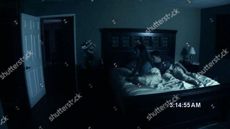 Paranormal Activity,  Micah Sloat