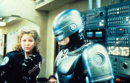 Robocop 3,  Nancy Allen,  Robert John Burke