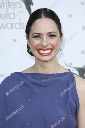 Editorial picture of Writers Guild West Coast Awards, Los Angeles, America - 19 Feb 2012