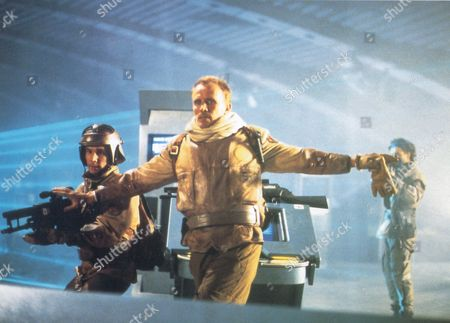 Stock Photo of Screamers,  Andy Lauer,  Peter Weller,  Roy Dupuis