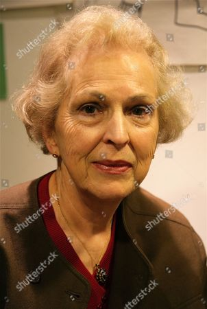 Editorial photo of 'Time Breaking' Barbara Spencer book promotion, Waterstones, Oxford, Britain - 18 Feb 2012