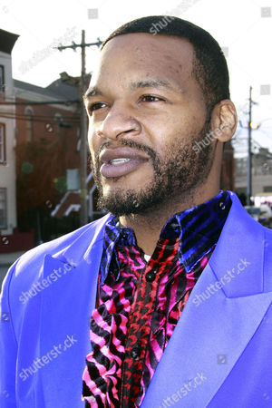 Stock Photo of Jaheim