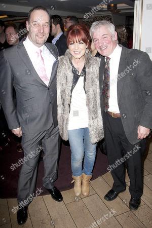 Stock Image of Jeremy Walker, Sheridan Smith and Jeremy James Taylor