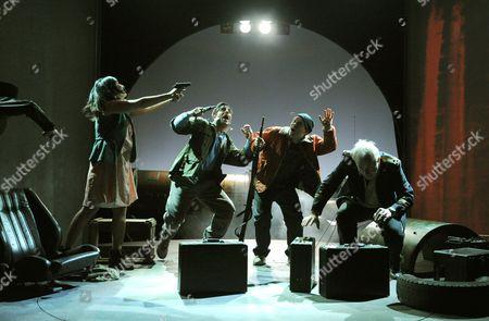 Stock Photo of 'First Blast: Proliferation' - Nathalie Armin, Tariq Jordan, Rick Warden and Simon Rouse